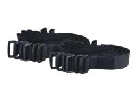 C2G 88130 cable tie Nylon Black