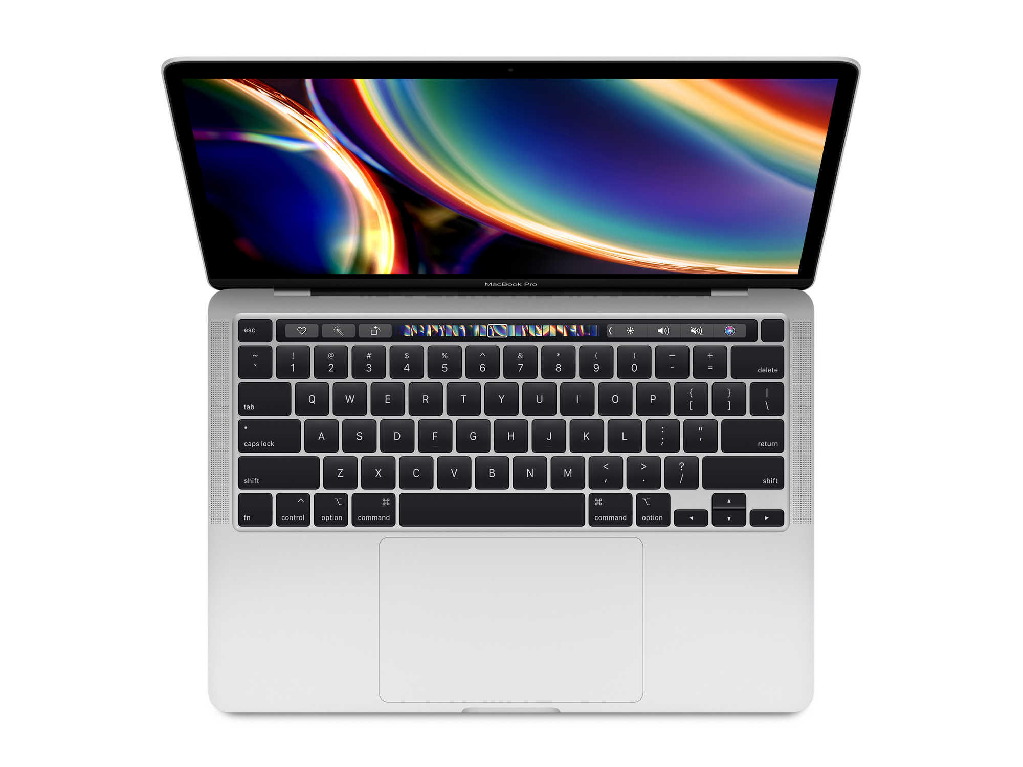 """Apple MacBook Pro Portátil Plata 33,8 cm (13.3"""") 2560 x 1600 Pixeles Intel® Core™ i5 de 10ma Generación 16 GB LPDDR4x-SDRAM 512 GB SSD Wi-Fi 5 (802.11ac) macOS Catalina"""