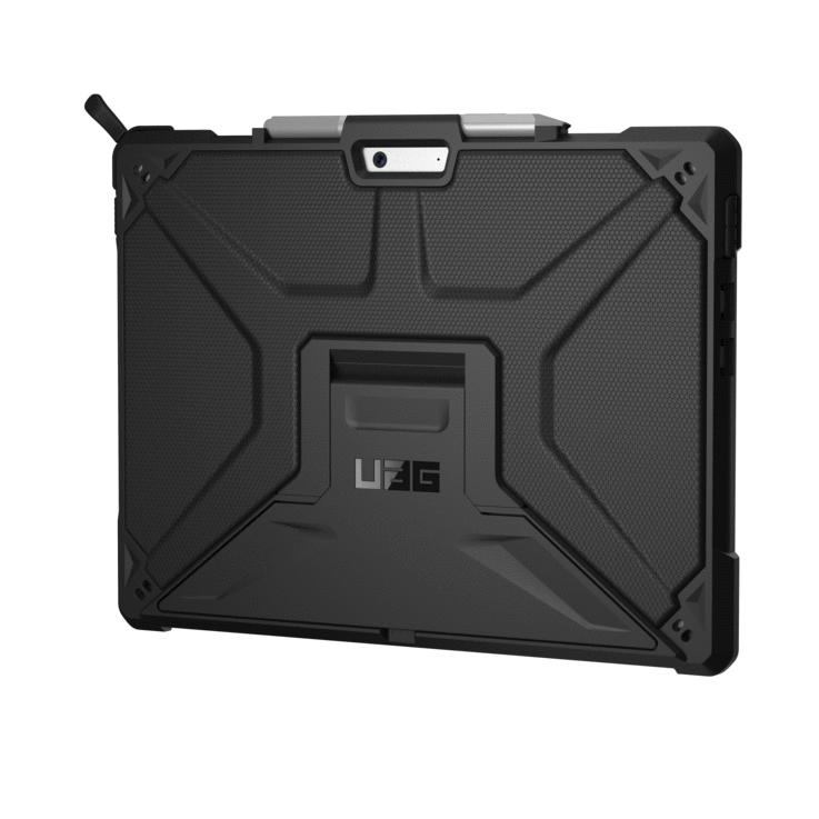 Urban Armor Gear 321786114040 tabletbehuizing Hoes Zwart