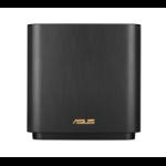 ASUS ZenWiFi AX (XT8) wireless router Gigabit Ethernet Tri-band (2.4 GHz / 5 GHz / 5 GHz) Black