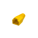 Cablenet 22 2124 cable boot Yellow 1 pc(s)