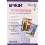 Epson Premium, DIN A3+, 250g/m² photo paper