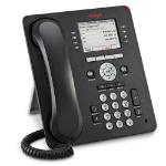 Avaya 9611G Wired handset 8lines LCD Grey