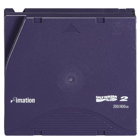Imation ULTRIUM LTO Generation 2 Standard Tape Cartridge