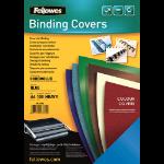Fellowes Chromolux A4, 100pk A4 Plastic White 100pc(s) binding cover
