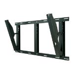 "Panasonic TY-WK65PR20 65"" Black flat panel wall mount"