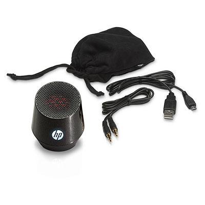 HP H5M95AA Black loudspeaker