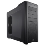 Corsair Carbide 400R Midi-Tower Black computer case
