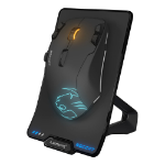 Roccat Leadr Wireless 12000dpi Owl-Eye Optical Sensor Multi-button RGB Gaming Mouse, Black (ROC-11-852)