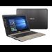 """ASUS VivoBook X540LA-XX1021T ordenador portatil Negro, Chocolate Portátil 39,6 cm (15.6"""") 1366 x 768 Pixeles 2 GHz 5ª generación de procesadores Intel® Core™ i3 i3-5005U"""