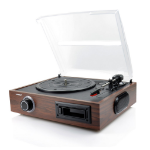 mBeat USB Turntable and Cassette to Digital Recorder