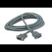 APC DB9 5m 5m DB9 DB9 Grey serial cable