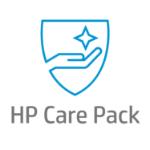 HP Servicio para portátiles Pavilion de recogida y devolución con protección contra daños accidentales, 3 años