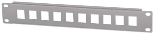 Intellinet Patch Panel, Blank, 10