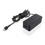 LENOVO ThinkPad 65W Standard AC Adapter (USB Type-C) With Power Cable For ThinkPad Laptops, 1Yr CRU