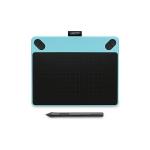 Wacom Comic 2540lpi 152 x 95mm USB Blauw, Zwart grafische tablet