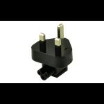 2-Power ALT0361A electrical power plug Black