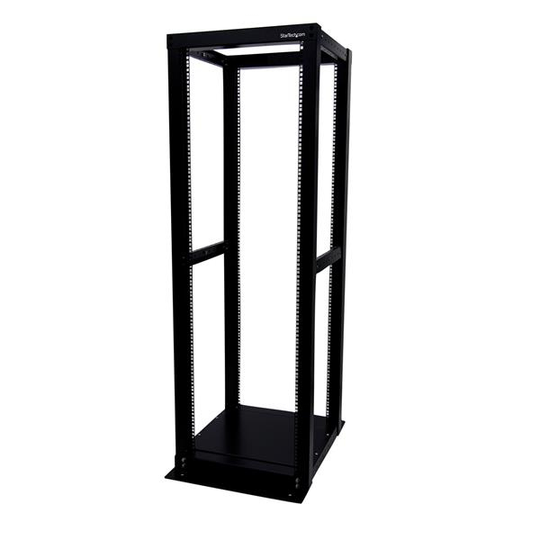 StarTech.com 36U Adjustable 4 Post Server Equipment Open Frame Rack Cabinet rack