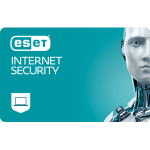 ESET Internet Security 3 User 3 license(s) 1 year(s)
