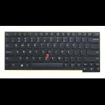 Lenovo 01AX598 notebook spare part Keyboard