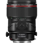 Canon TS-E 50mm f/2.8L SLR Macro lens Black,Red