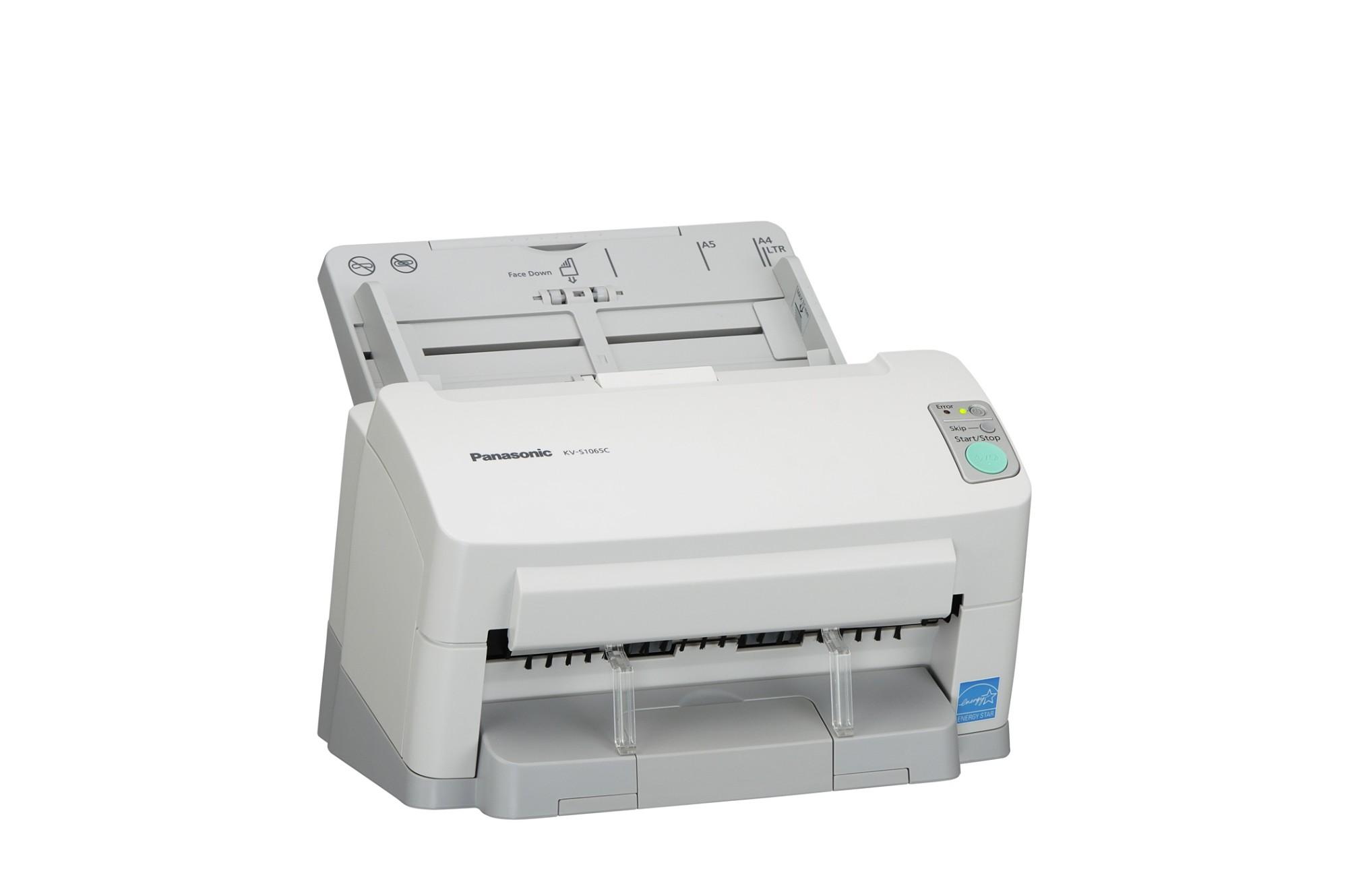 Panasonic KV-S1065C-U scanner ADF scanner White A4