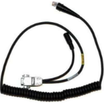 Honeywell RS-232 2.3m RS-232 D9 Black serial cable 42206422-01E