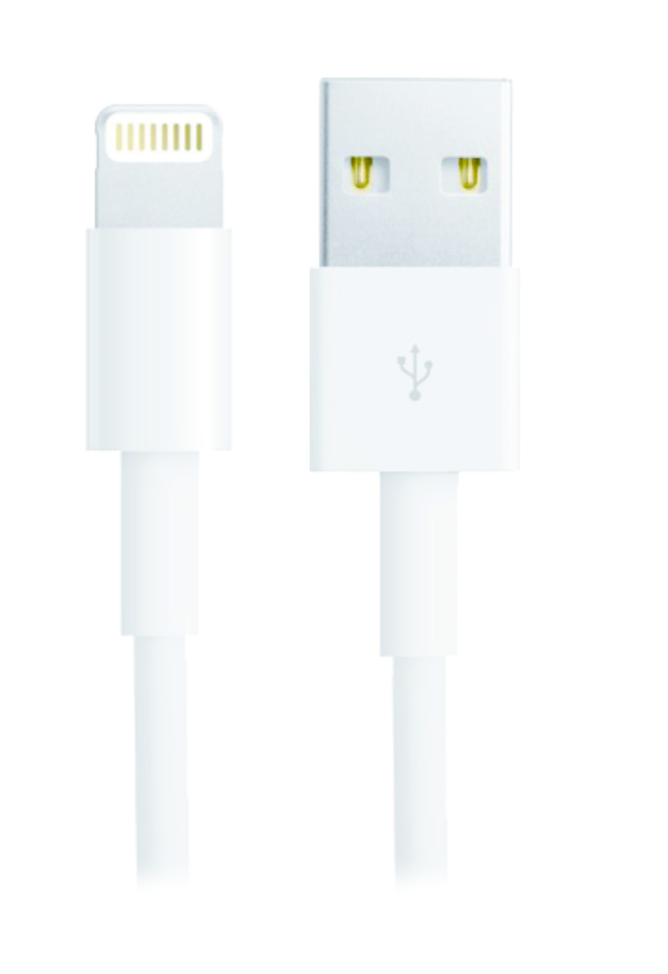 Astrotek iPhone5 Lighting 1m mobile phone cable USB A Lightning White