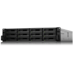 Synology RackStation SA3200D data-opslag-server NAS Rack (2U) Ethernet LAN Zwart, Grijs D-1521