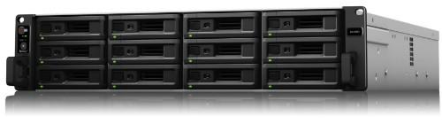 Synology RackStation SA3200D NAS/storage server Rack (2U) Ethernet LAN Black, Grey D-1521
