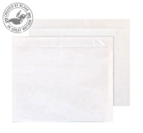 Blake Purely Packaging A4 328x245mm Plain Document Enclosed Wallet (Pack 500)