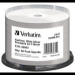 Verbatim CD-R Inkjet CD-R 700MB 50pc(s)