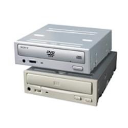 Sony DVD-ROM Drive DDU1615 Silver bezel optical disc drive Internal