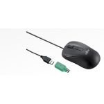Fujitsu M530 mouse Right-hand USB Type-A+PS/2 Laser 1200 DPI