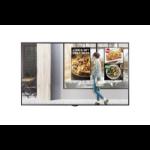 """LG 55XS4F-B signage display Digital signage flat panel 55"""" LED Full HD Black Web OS"""