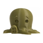 MakerBot MP06101 3D printing material Polylactic acid (PLA) Green 900 g