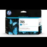 HP 745 Original Standard Yield Cyan