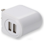 AddOn Networks USAC22USB12WW mobile device charger White Indoor