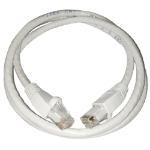 Videk 2996-3W networking cable 3 m Cat6 U/UTP (UTP) White