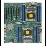 Supermicro X10DAi Intel C612 LGA 2011 (Socket R) Extended ATX server/workstation motherboard