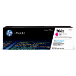 HP 206X Original Magenta 1 pc(s)