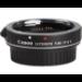 Canon EF 12 II camera lens adapter