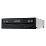 ASUS DRW-24D5MT optical disc drive Internal Black DVD Super Multi DL