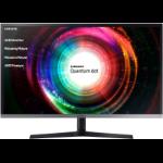 "Samsung U32H850UMU computer monitor 80 cm (31.5"") 4K Ultra HD LED Flat Black,Silver"