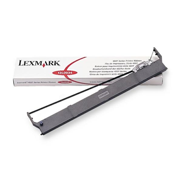Lexmark 13L0034 Nylon black, 15000K characters