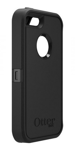 "Otterbox 77-33322 funda para teléfono móvil 10,2 cm (4"") Negro"
