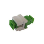 Microconnect FIBSCAPCKEY fibre optic adapter SC/APC Green,White