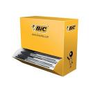 BIC Cristal Medium Stick ballpoint pen Medium Black 100pc(s)