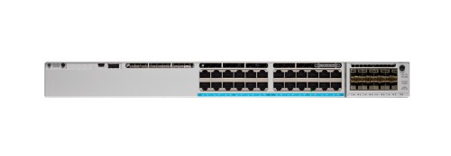 Cisco Catalyst C9300-24UX-A network switch Managed L2/L3 10G Ethernet (100/1000/10000) Power over Ethernet (PoE) 1U Grey