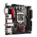 ASUS B150I PRO GAMING/WIFI/AURA Intel B150 LGA1151 Mini ITX motherboard